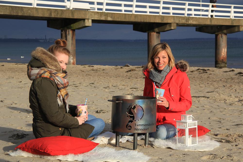 Die TSNT lädt herzlich zum StrandKlub in Timmendorfer Strand ein