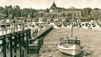 Timmendorfer Strand Schiffsanleger