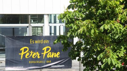 Ab diesem Sommer auch in Timmendorfer Strand zu finden: Peter Pane