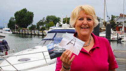 Am 30. Juli ist Weltpostkartentag. Das muss gefeiert werden in Timmendorfer Strand und Niendorf.